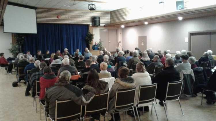 2019 Jan 22 Community Meeting