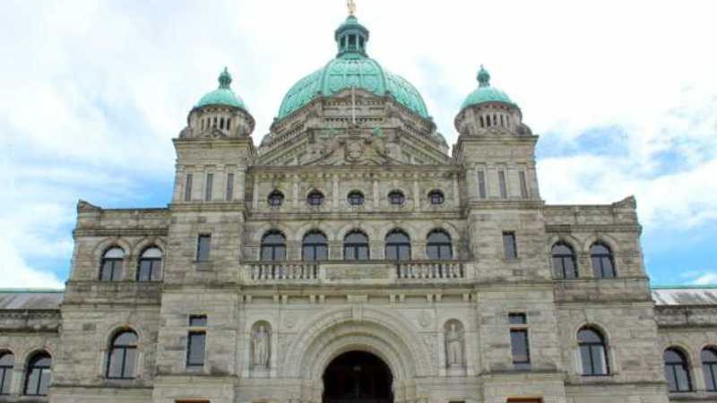 BC Legislature Building